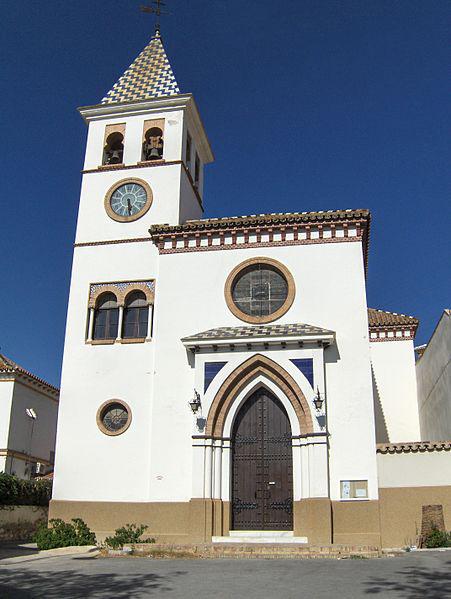 Iglesia de los Dolores Málaga