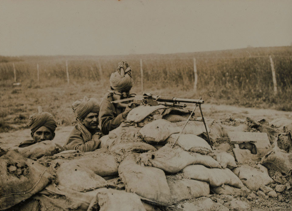 Indian Army in World War I