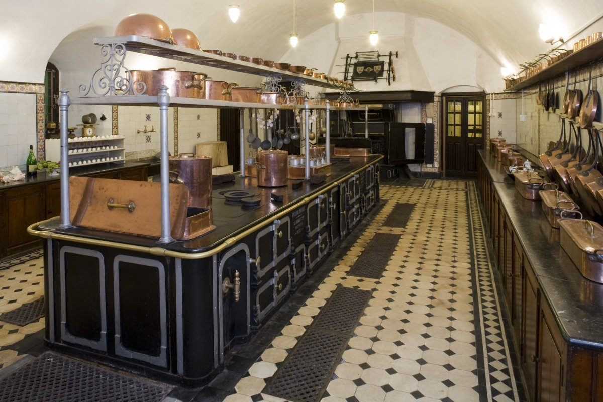 File interieur kelder overzicht oude keuken ruimte s36 for Interieur foto s