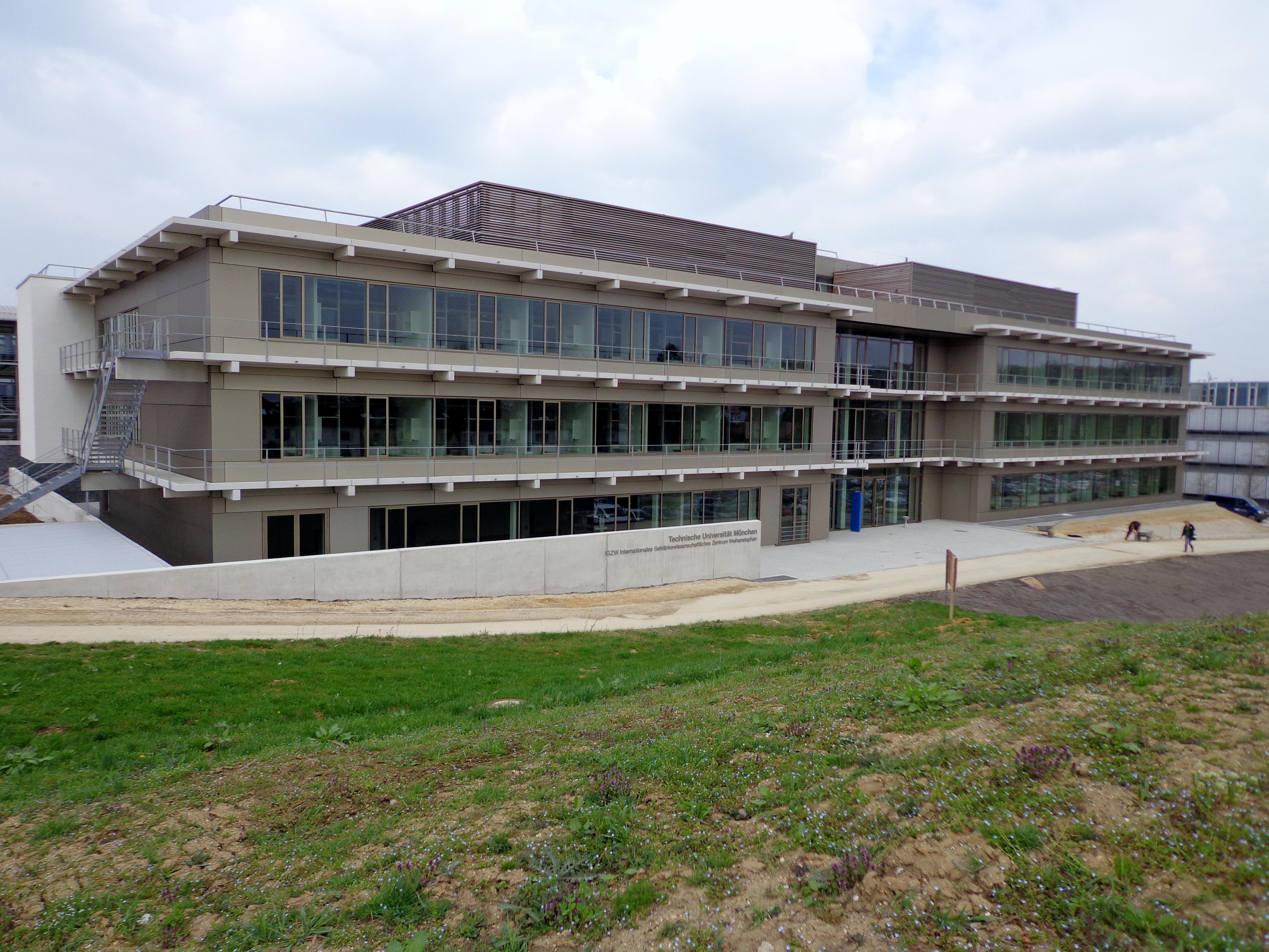 Internationales Getränkewissenschaftliches Zentrum Weihenstephan ...