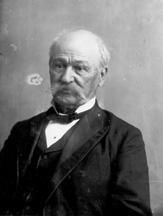 President pro tempore Isham G. Harris