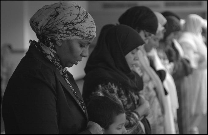 women in muslim society