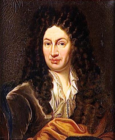 An anonymous portrait of Jean Chapelain