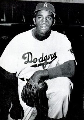 English: Brooklyn Dodgers pitcher Joe Black in...