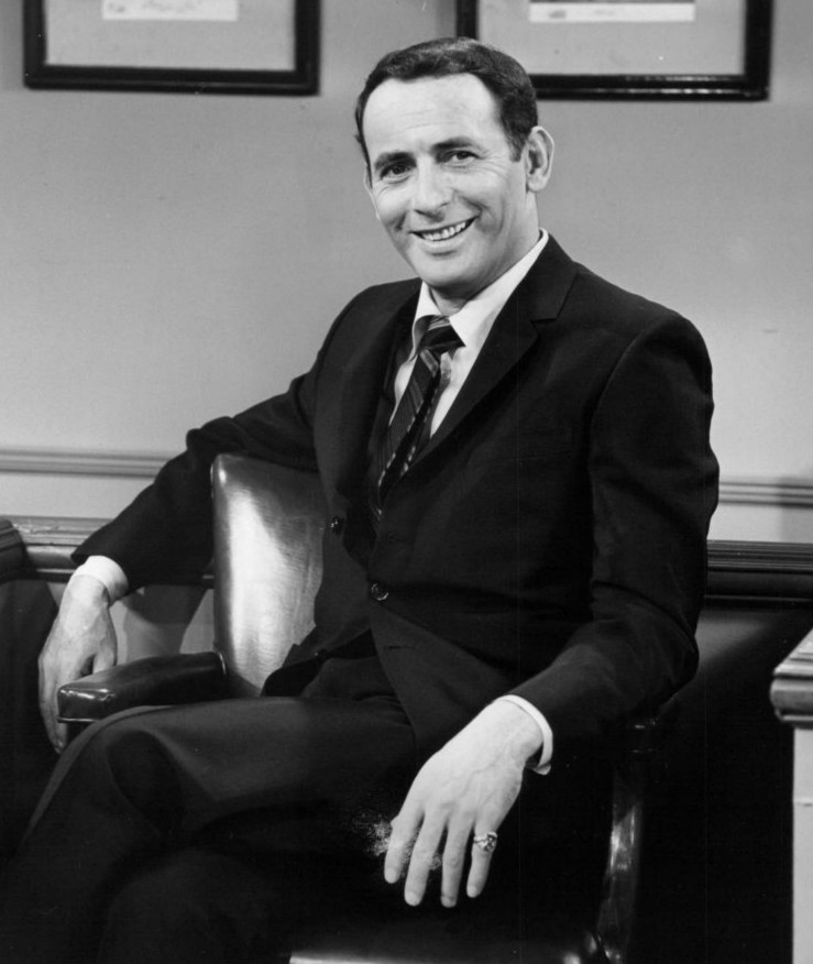 joey bishop will