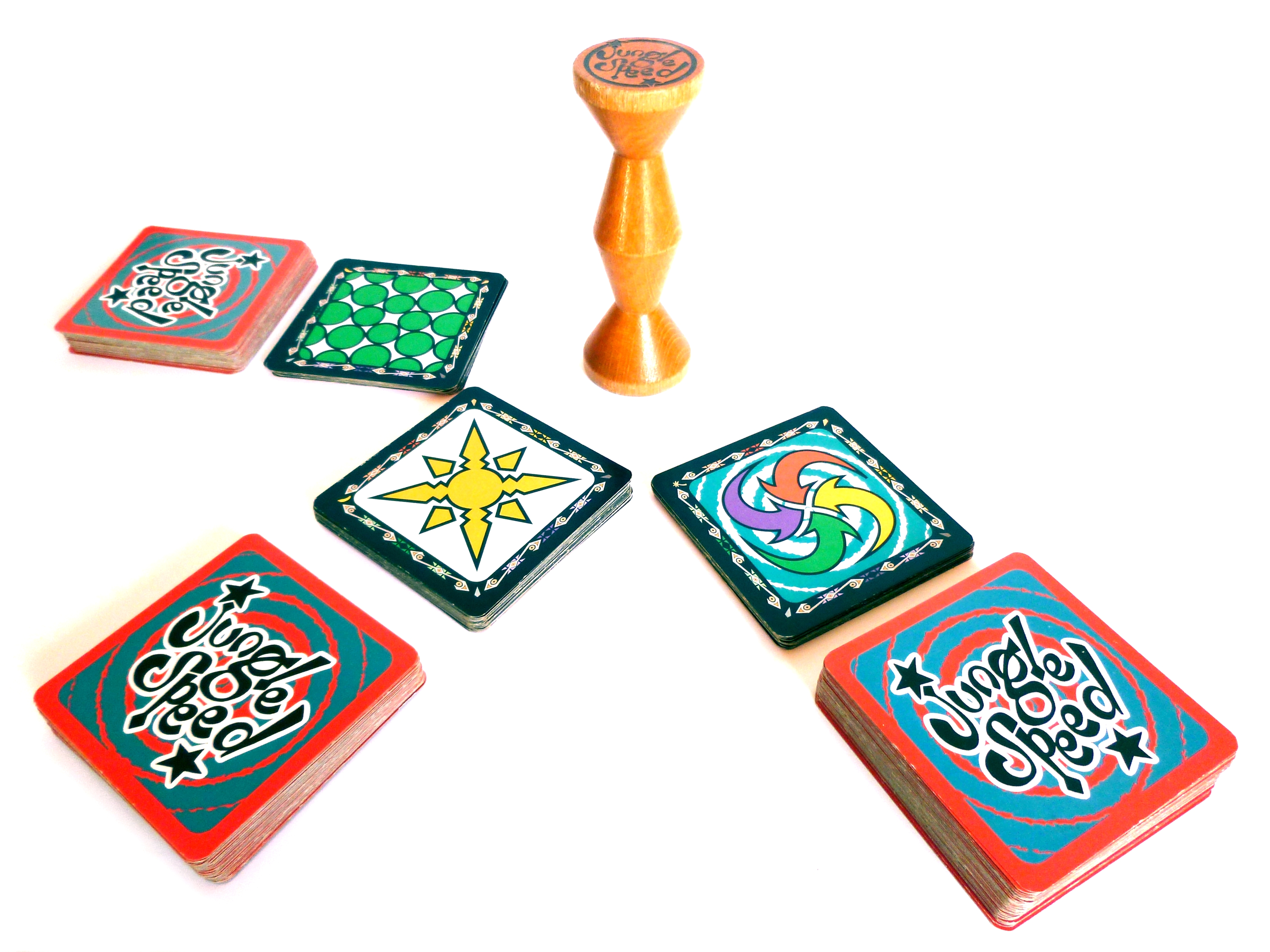 Picture of a game: Jungle Speed