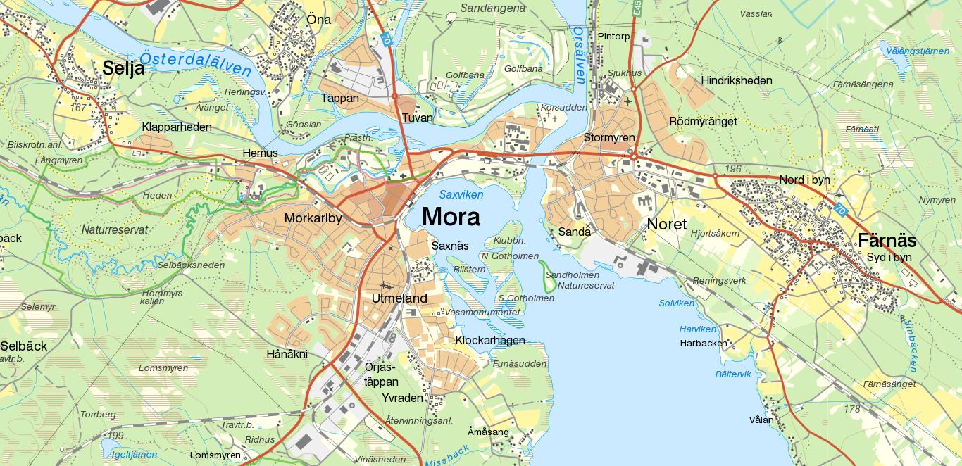 mora karta Fil:Karta över Mora.png – Wikipedia mora karta