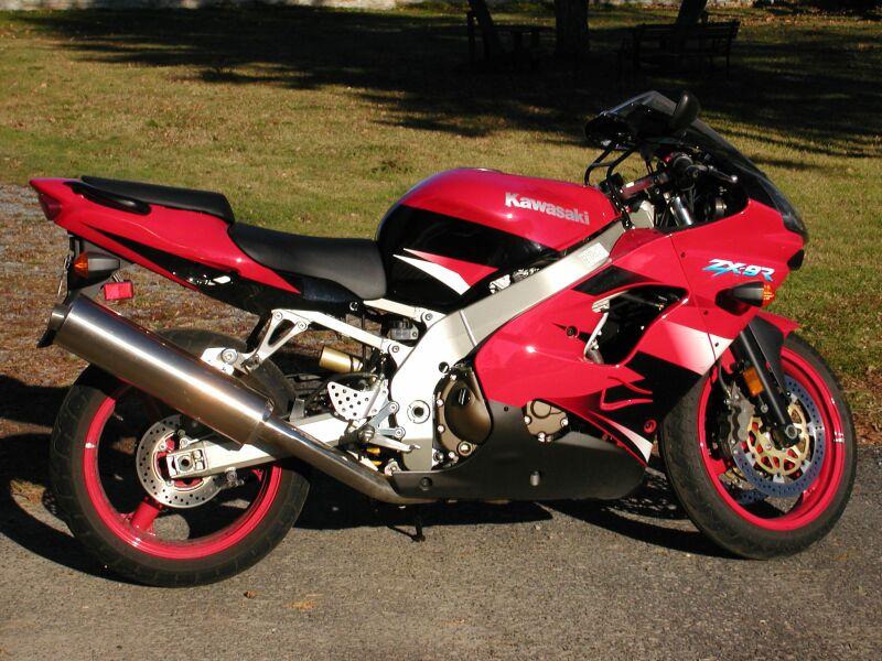 Kawasaki Ninja Project Bike For Sale