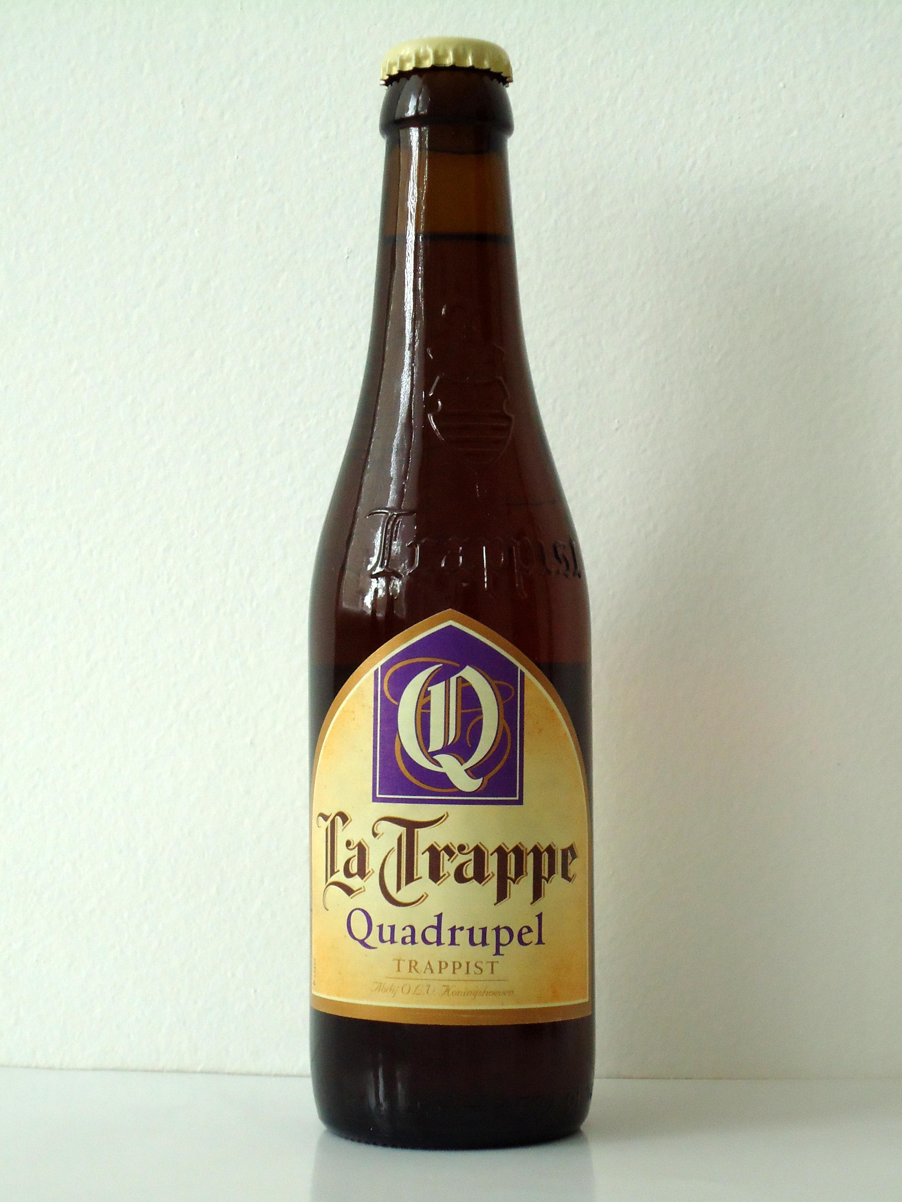 Picture of: La Trappe Quadrupel Wikipedia