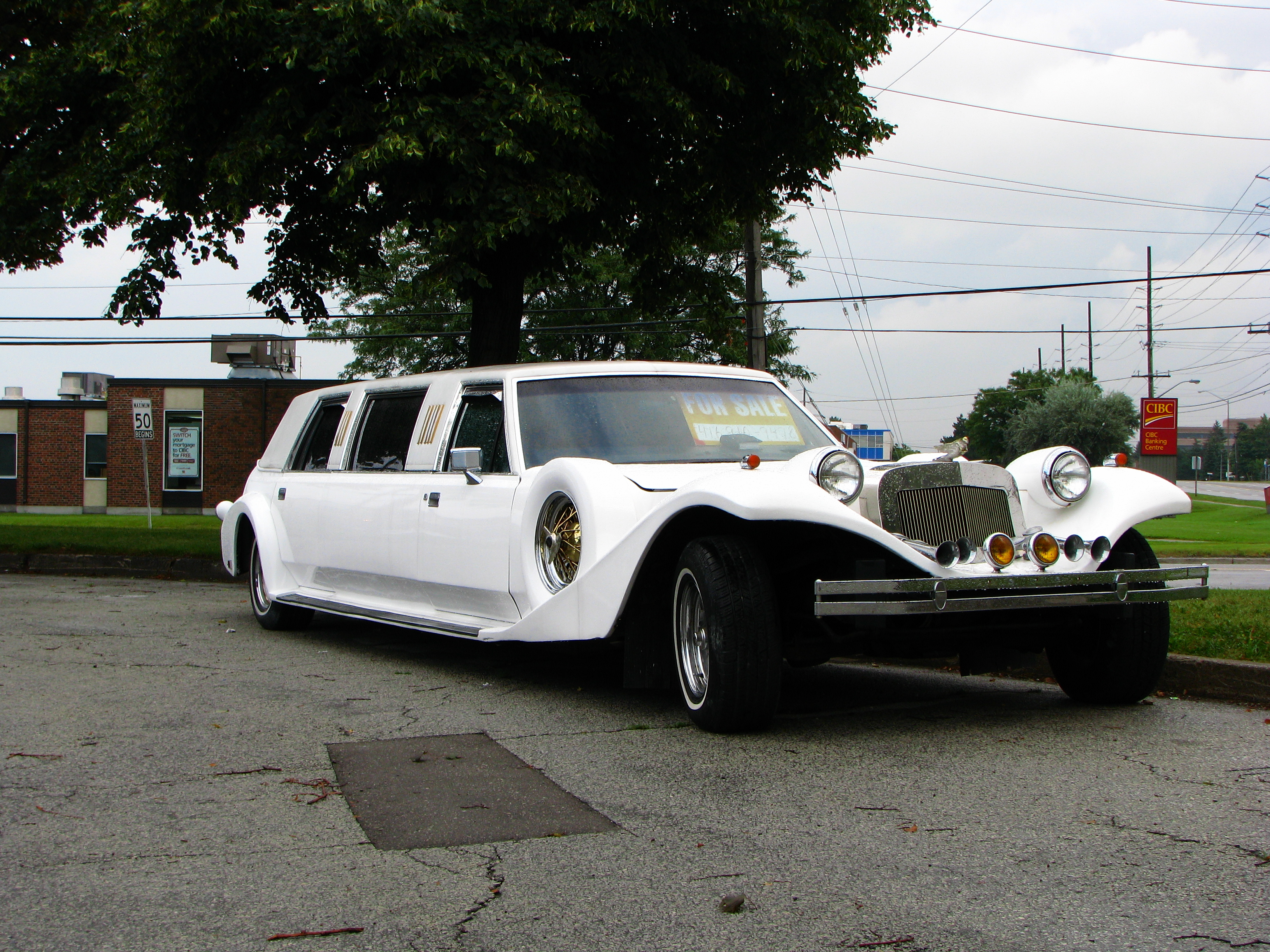 Limos Car In Canada Wiki