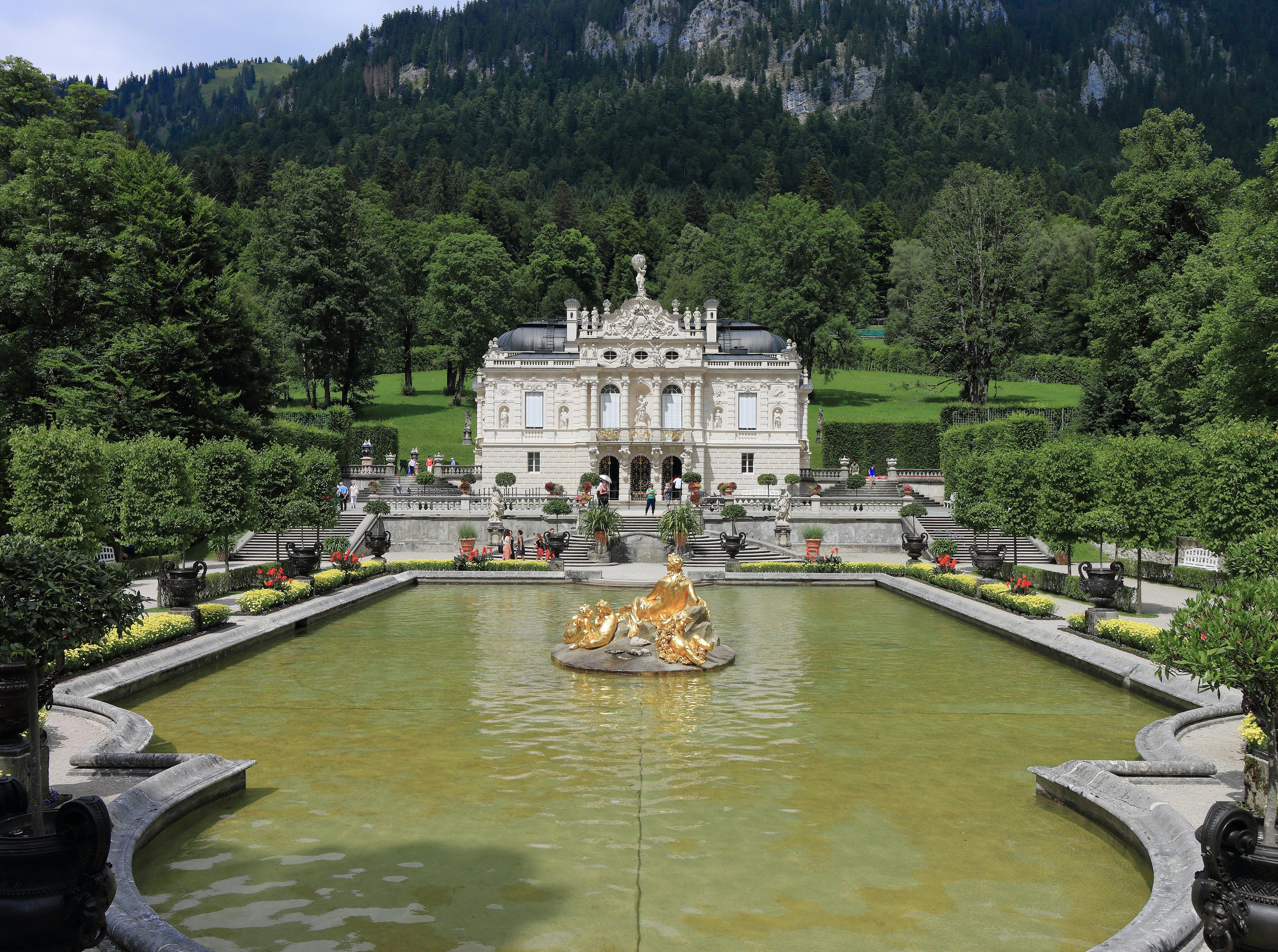 Schloss Linderhof Wikipedia