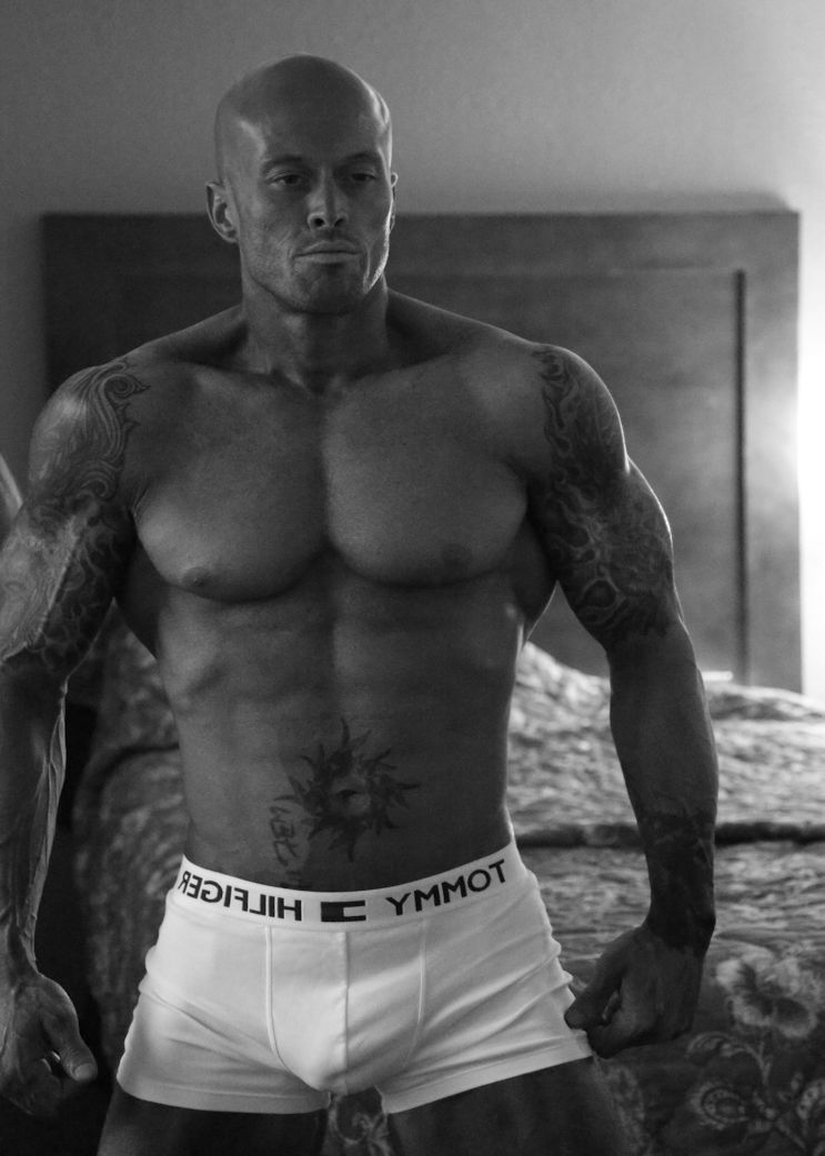 File:Male Underwear & Sports Model John Quinlan in Tommy Hilfiger.JPG