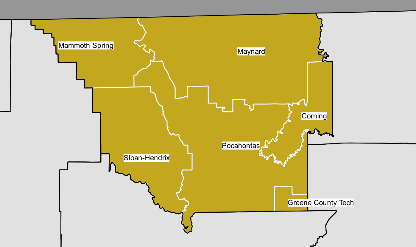 File:Map of Randolph County Public School Districts png