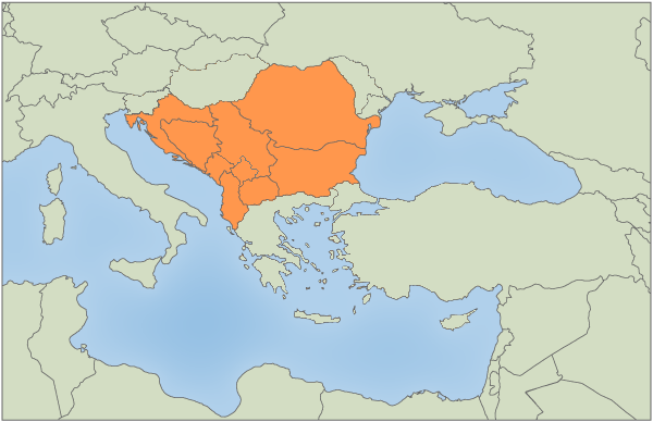 Which is the greater phenotypical divide in Europe NorthSouth or – South of Europe Map