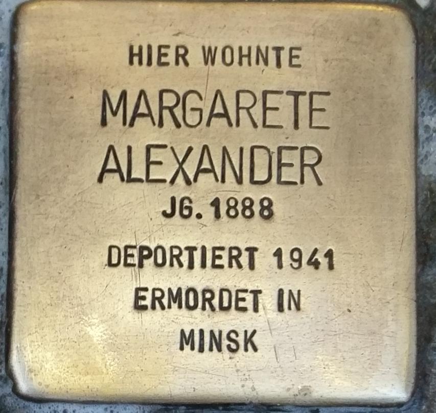 Margarete Alexander