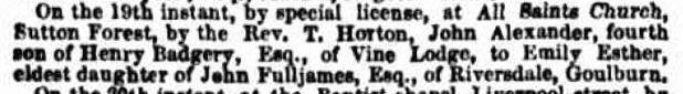 File:Marriage notice re Riversdale 1862.jpg