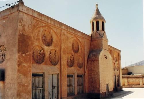 مسجد جامع قدیمی بستک