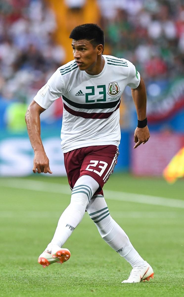 Mexikanska fotbollsspelare avstangda