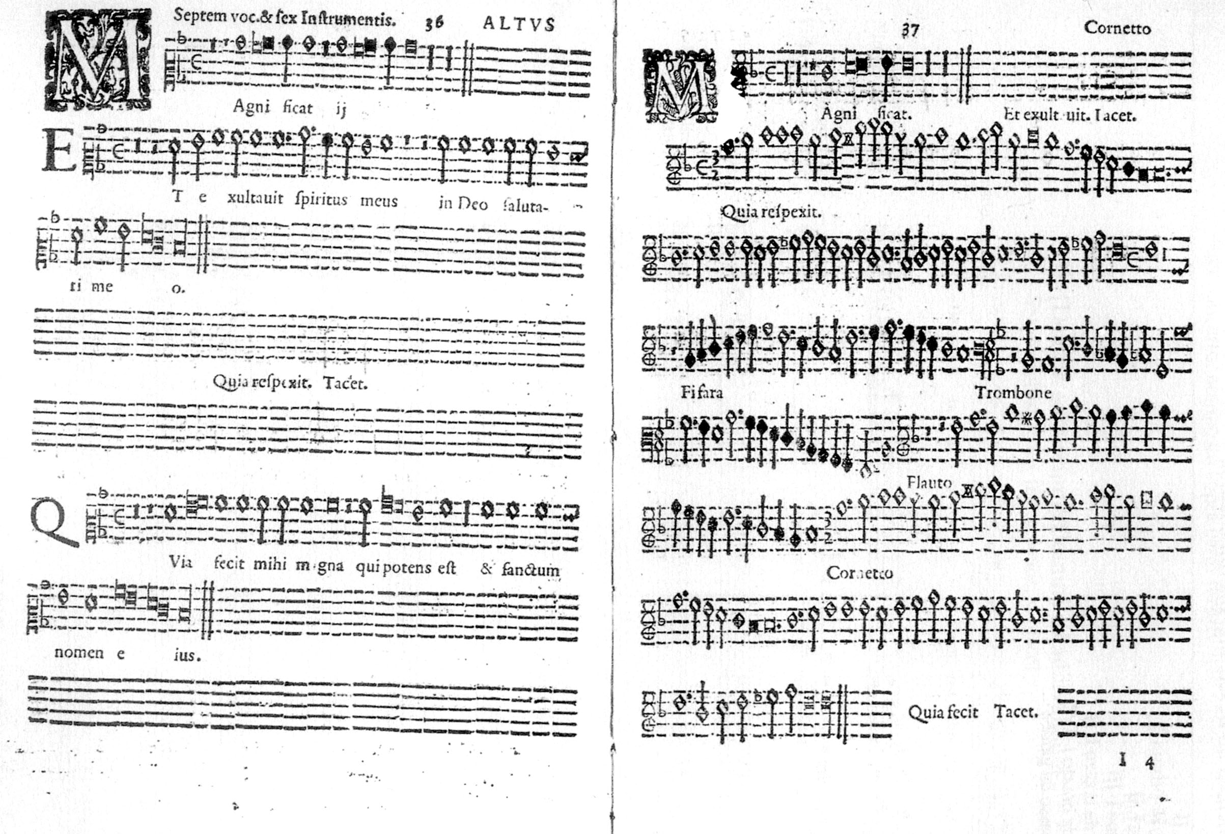 claudio monteverdi compositions