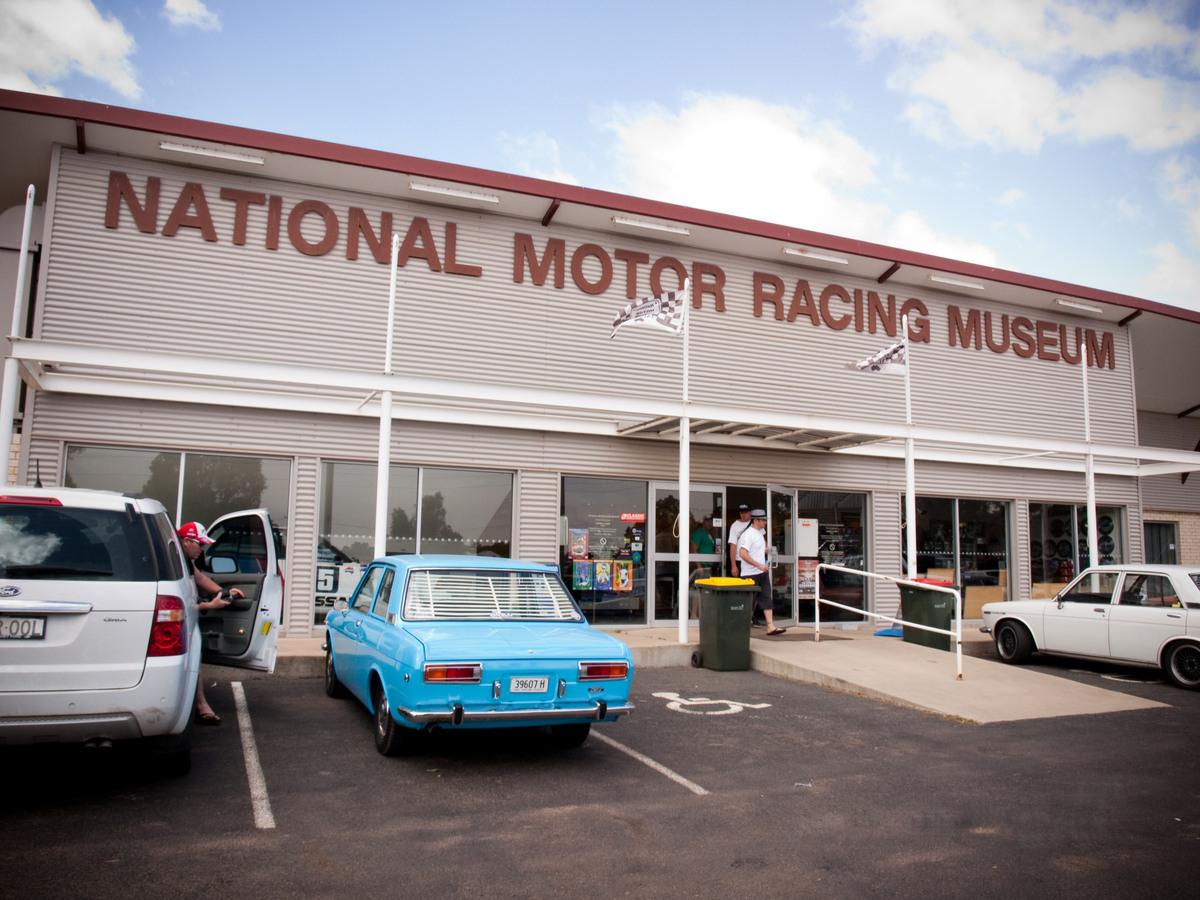 See See Motorcycles >> National Motor Racing Museum - Wikipedia