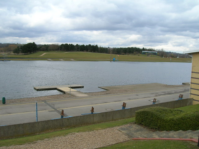 National Water Sports Centre - geograph.org.uk - 1760565