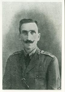 Grigoriadis with the rank of Colonel, 1920s