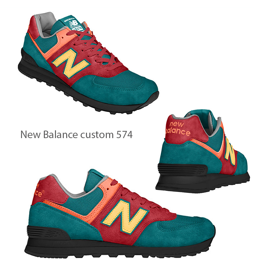 New Balance Shoes For Pttd