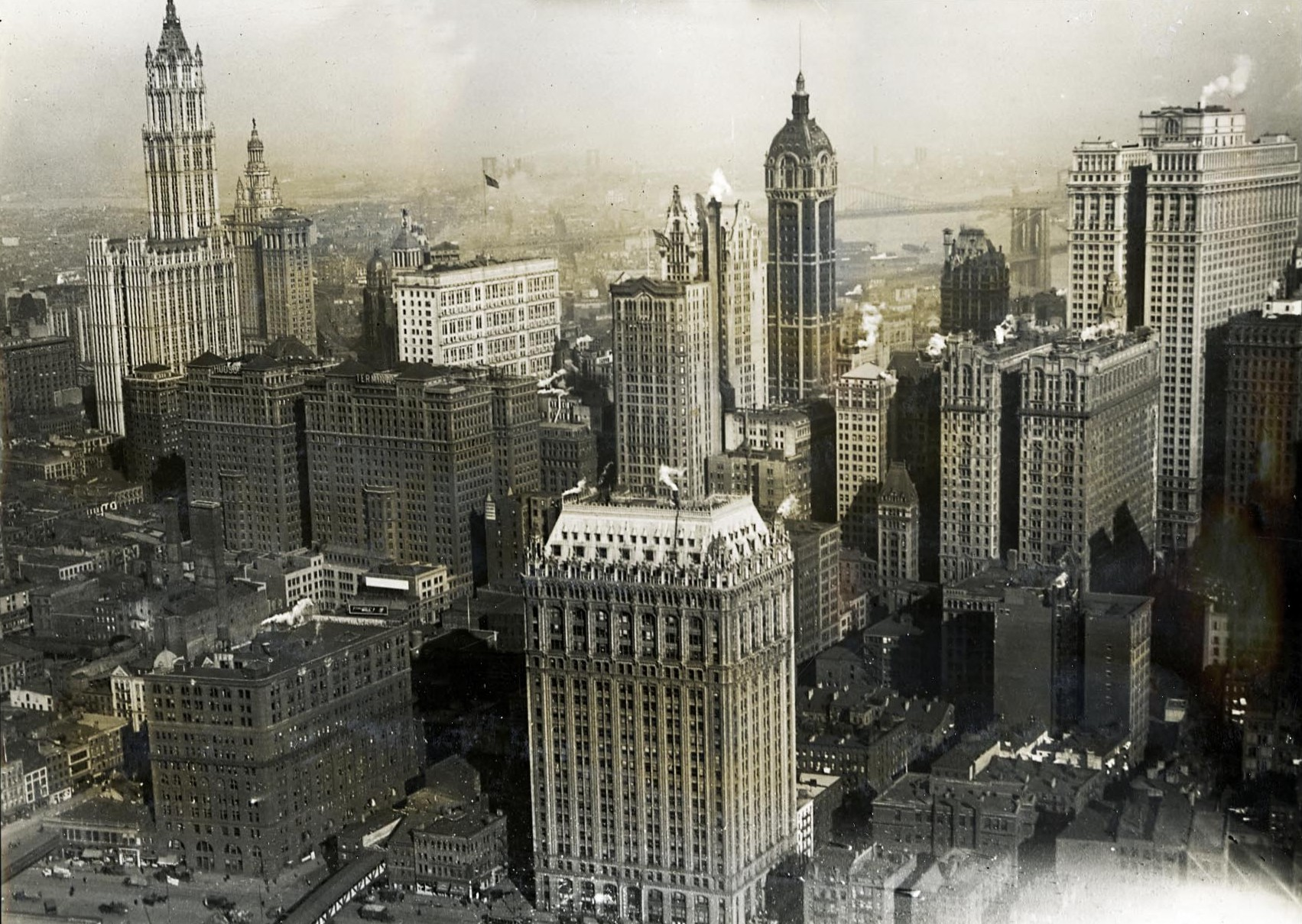 file new york city aerial view 1919 jpg wikimedia commons