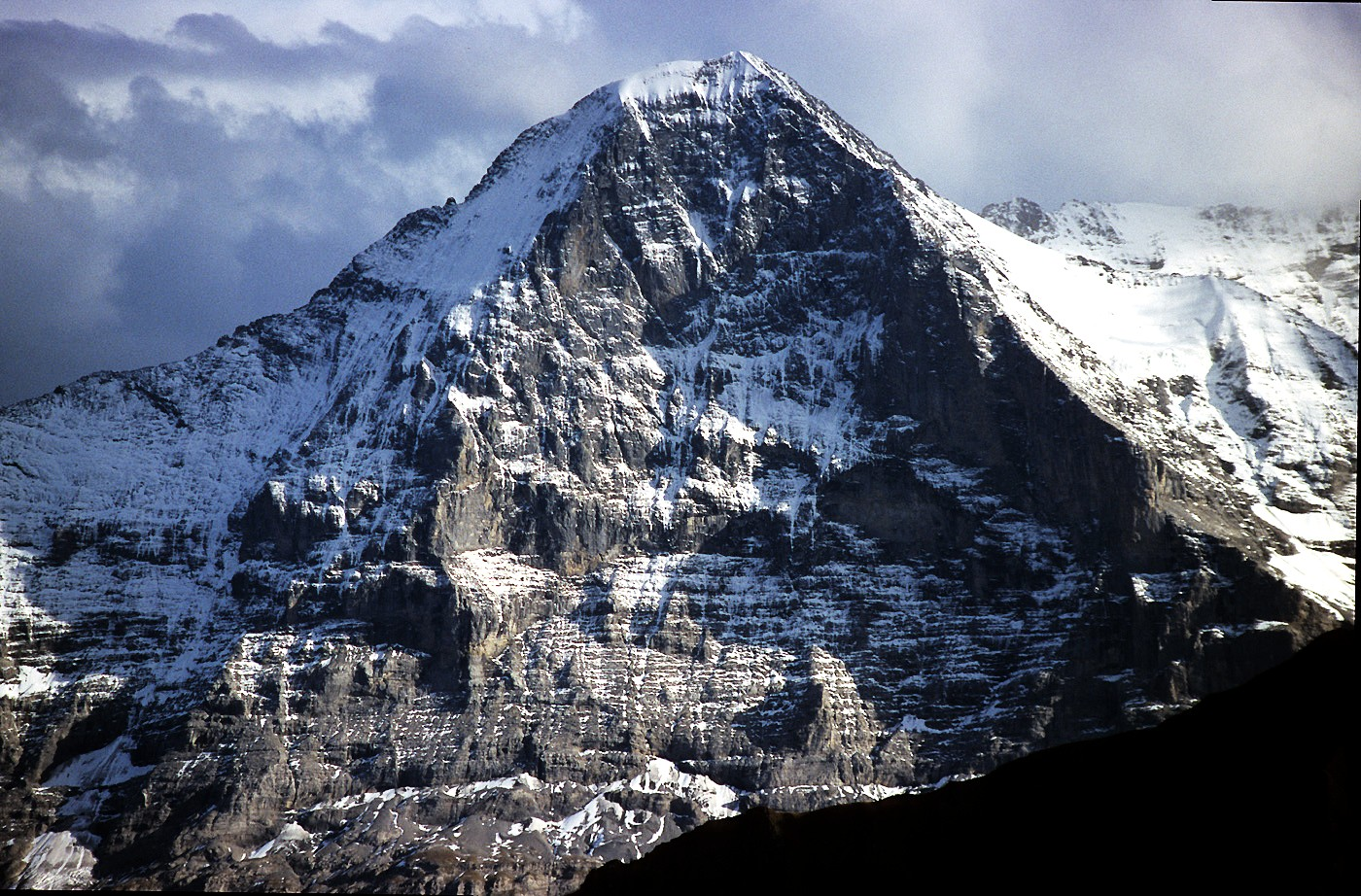 mount eiger, north face