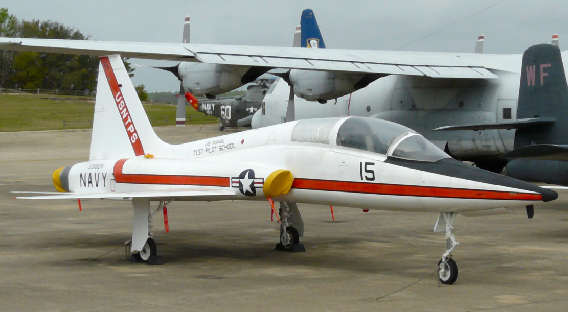The Temco Tt Pinto Was Proposed As First Jet Powered Trainer Aircraft For U S Military This Tandem Two Place Plane Built United