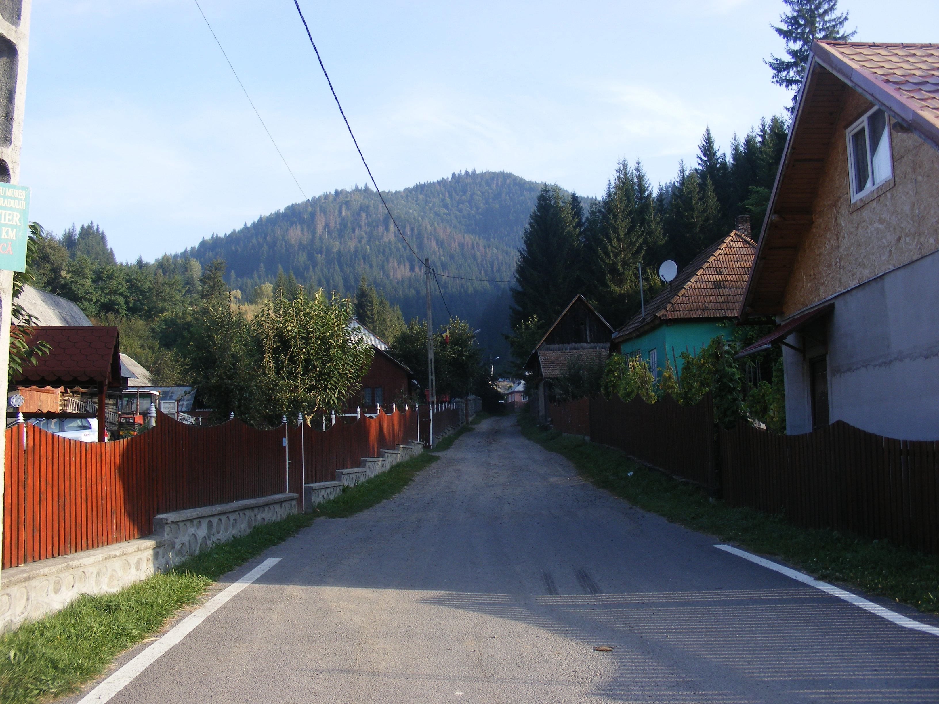 Neagra, Mureș