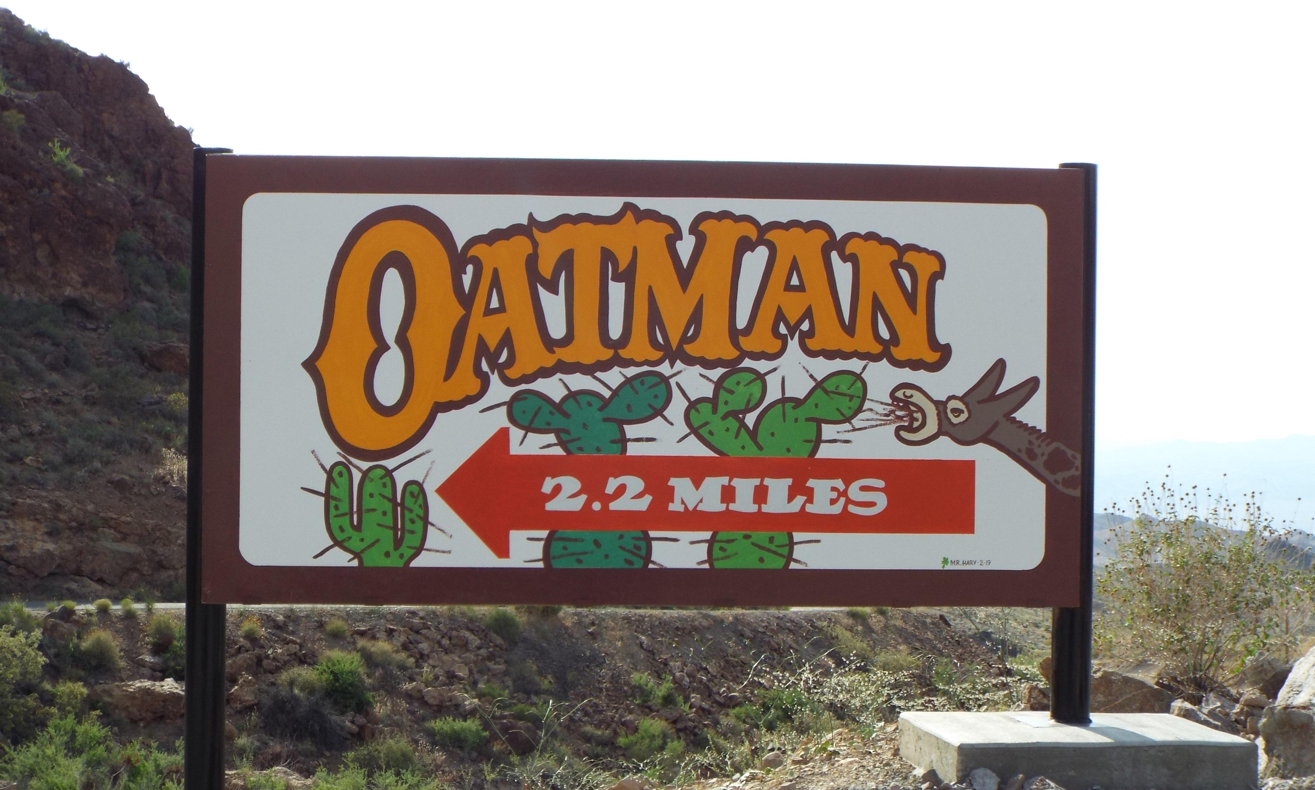 Oatman, Arizona - Wikipedia