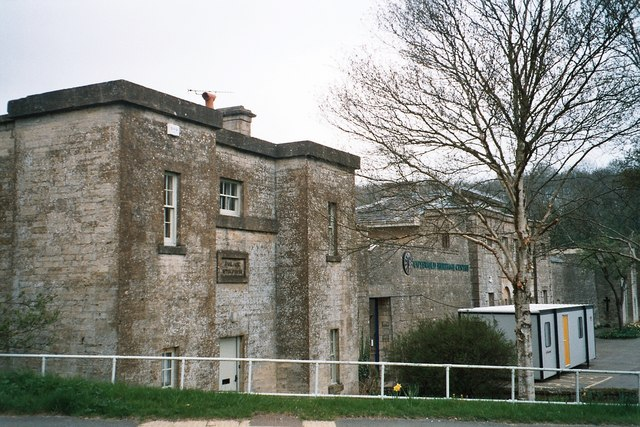 Old prison and police station, Northleach - geograph.org.uk - 190202