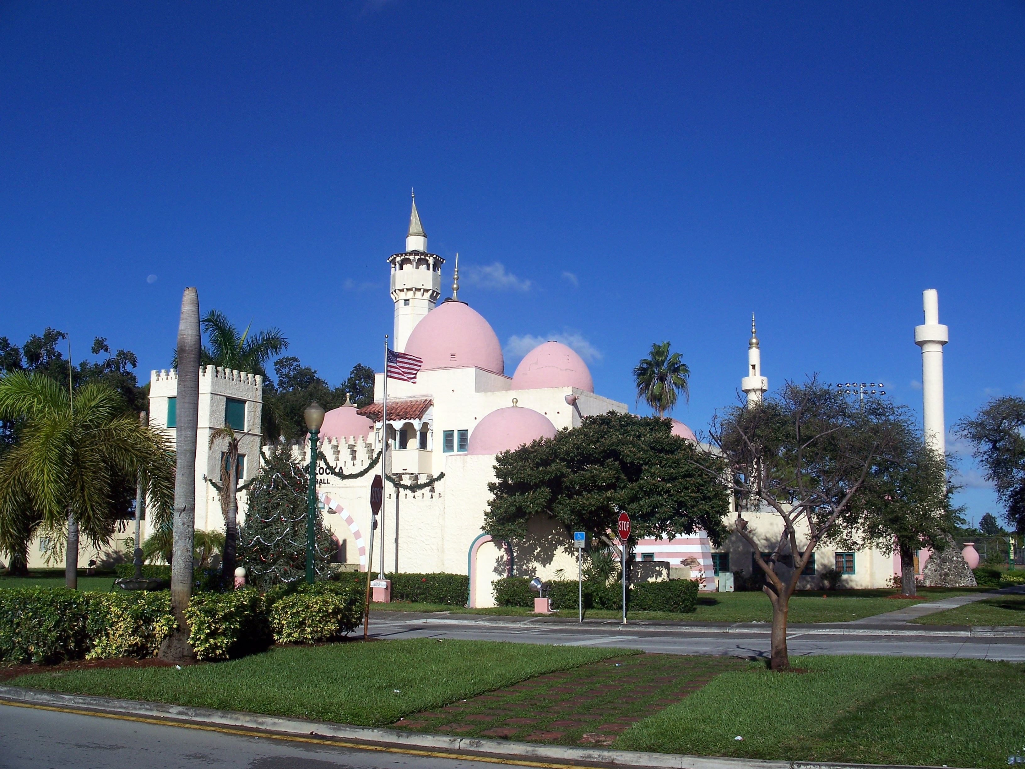 Opa Locka City Hall File:opa Locka fl City Hall01
