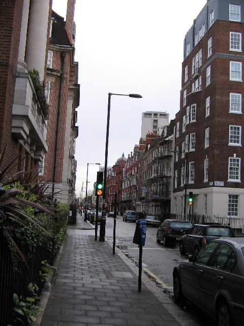 File park street mayfair london for Quartiere mayfair londra