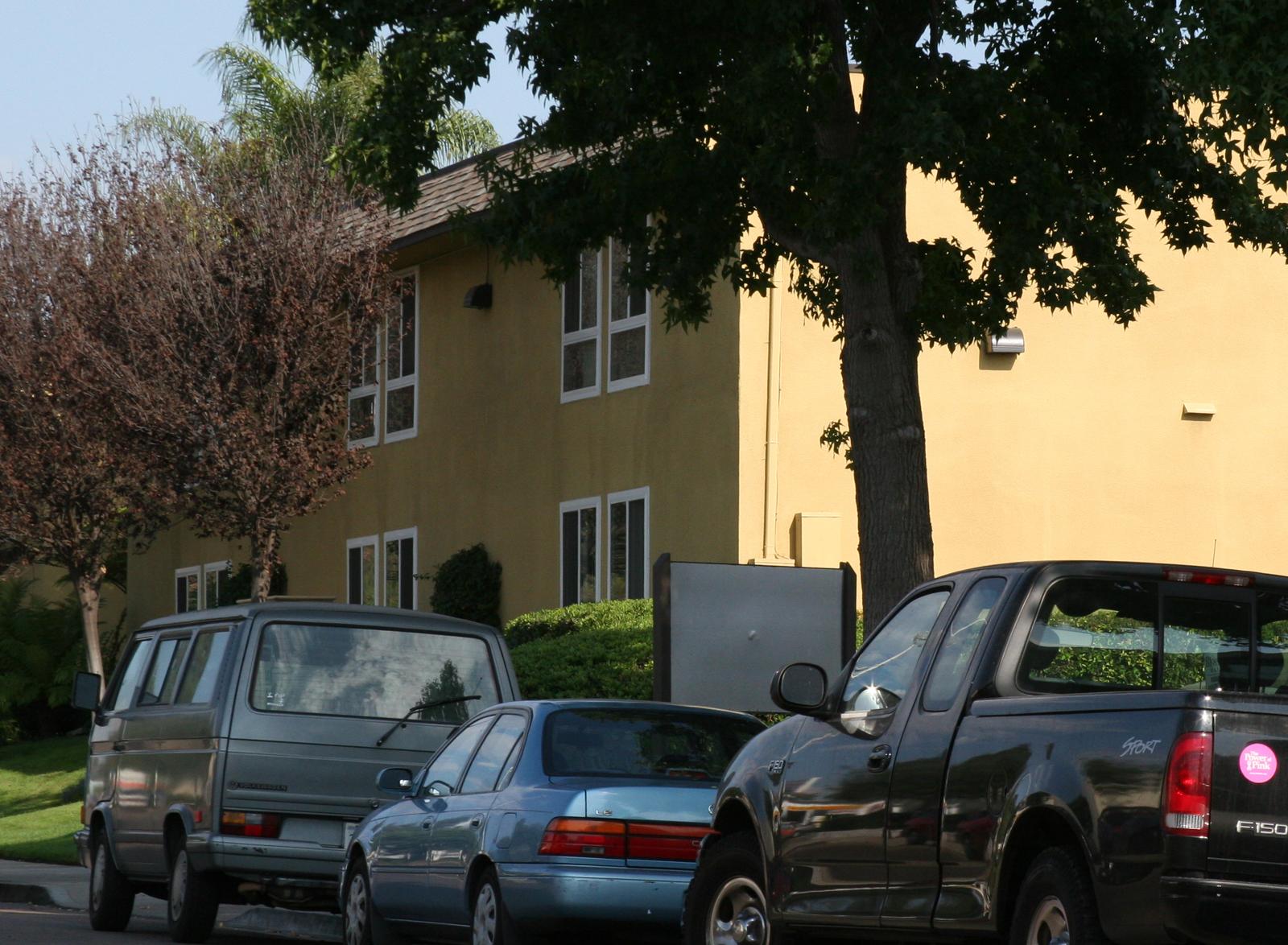 Parkwood Apartments San Diego