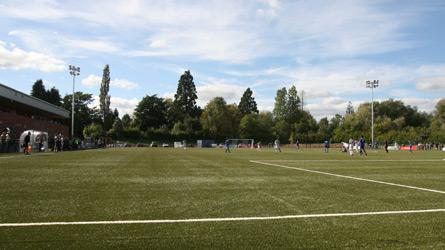 park hall football ground wikipedia