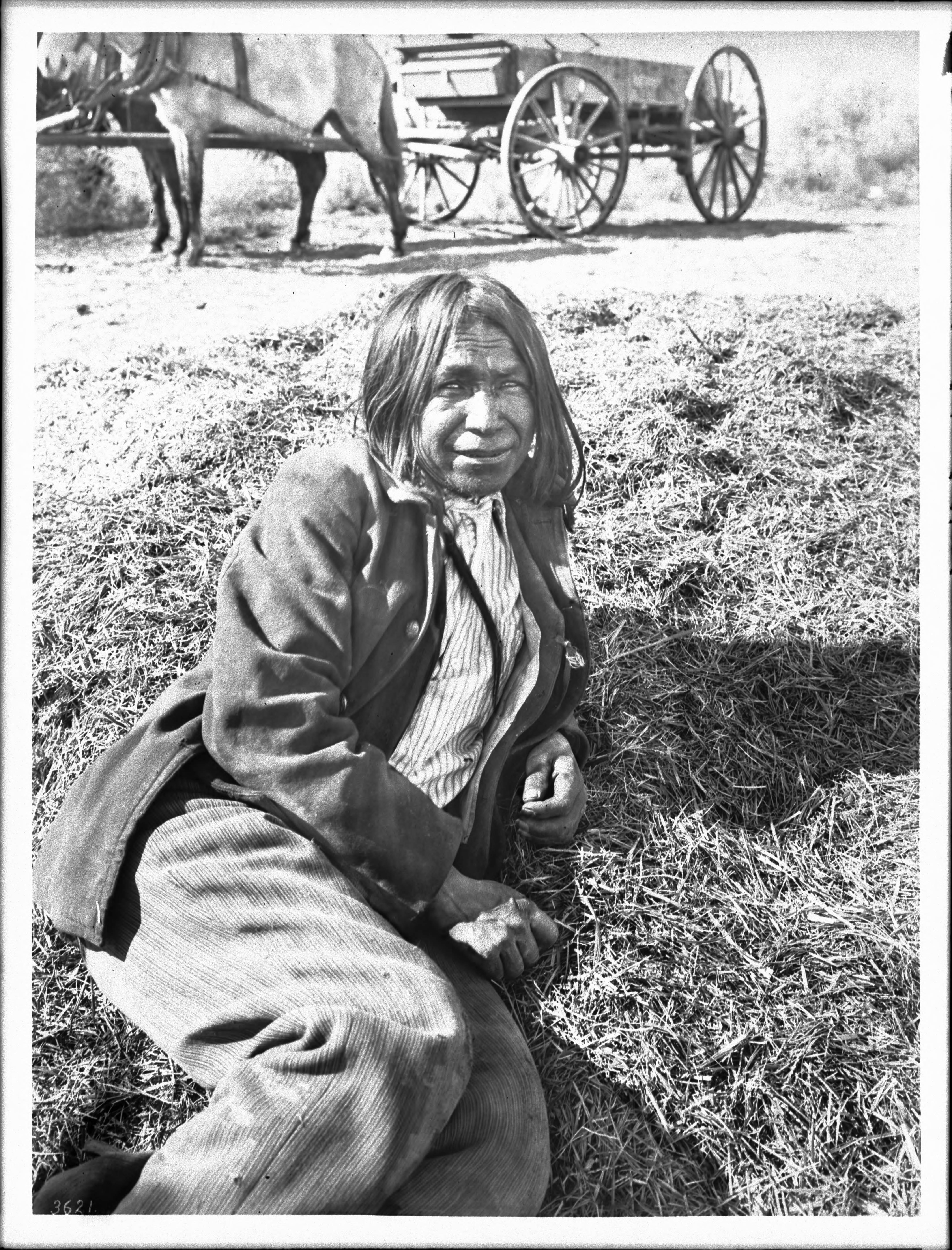 File:Pima Indian man, Ha-Hitch, a farmer, Pima, Arizona ...