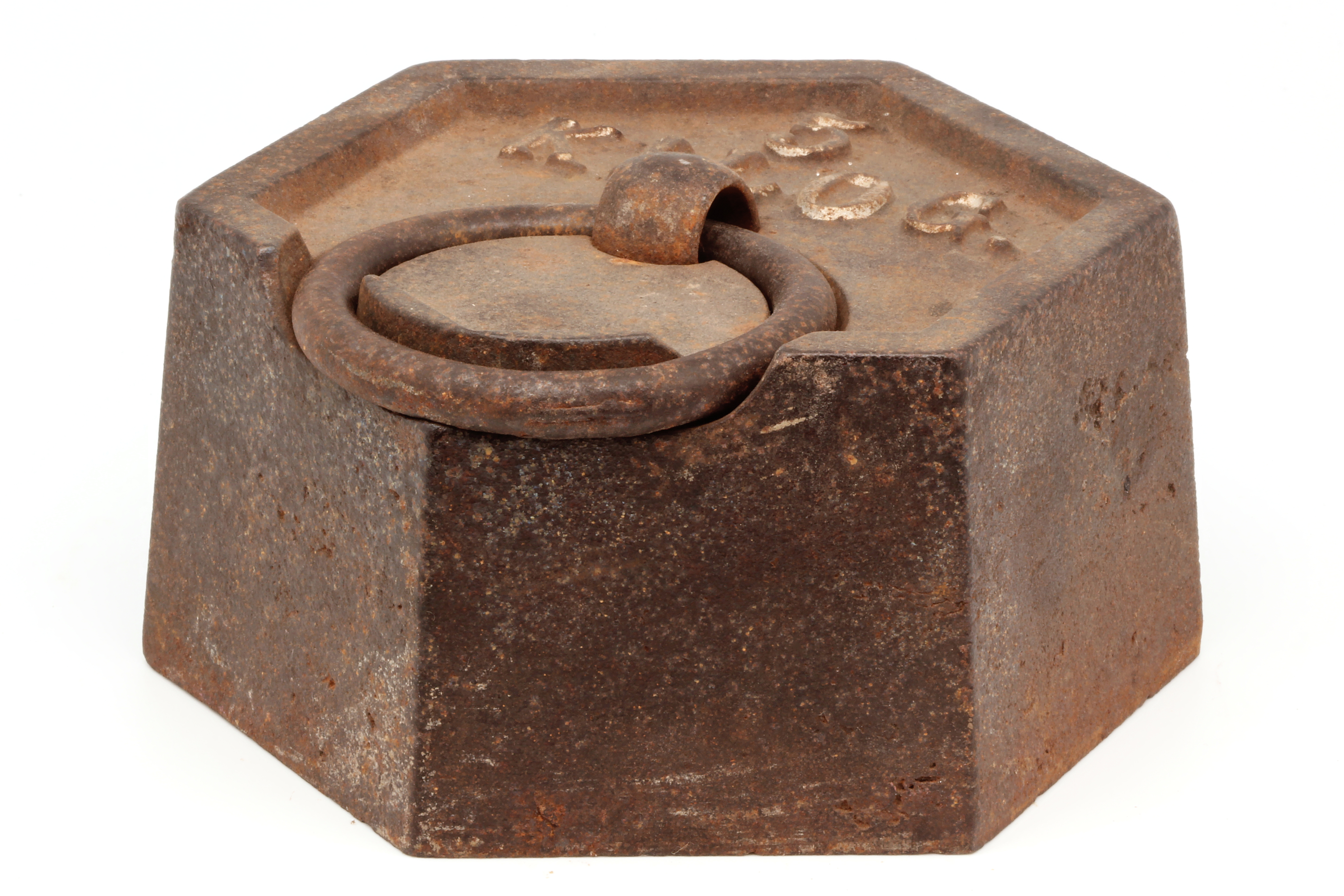 File poids fonte 5 kg wikimedia commons - Poids baignoire fonte ...