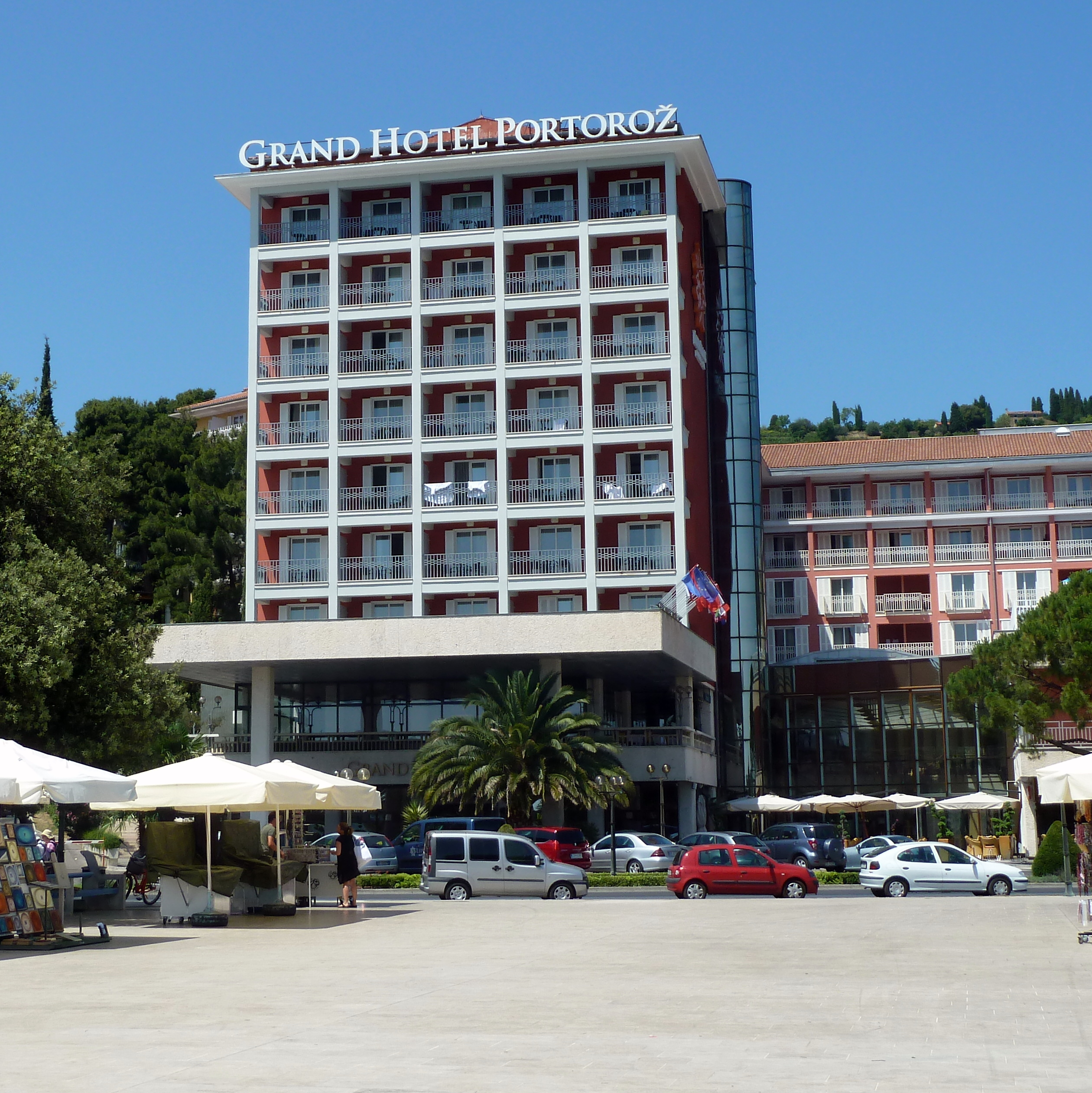 Portoro Ef Bf Bd Grand Hotel Cafe Central