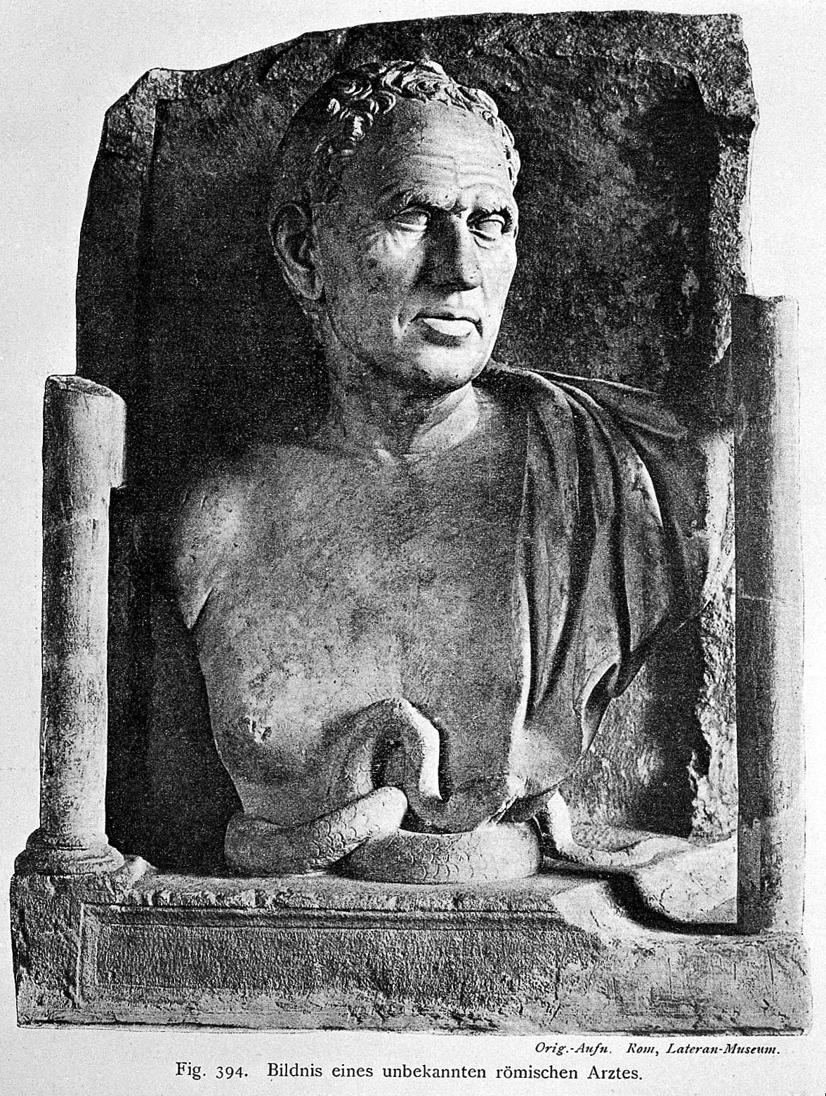 Neznámý římský lékař