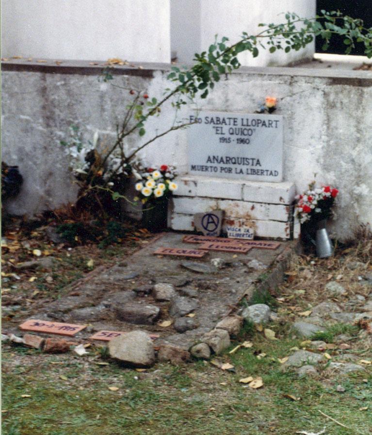 Quico's tomb