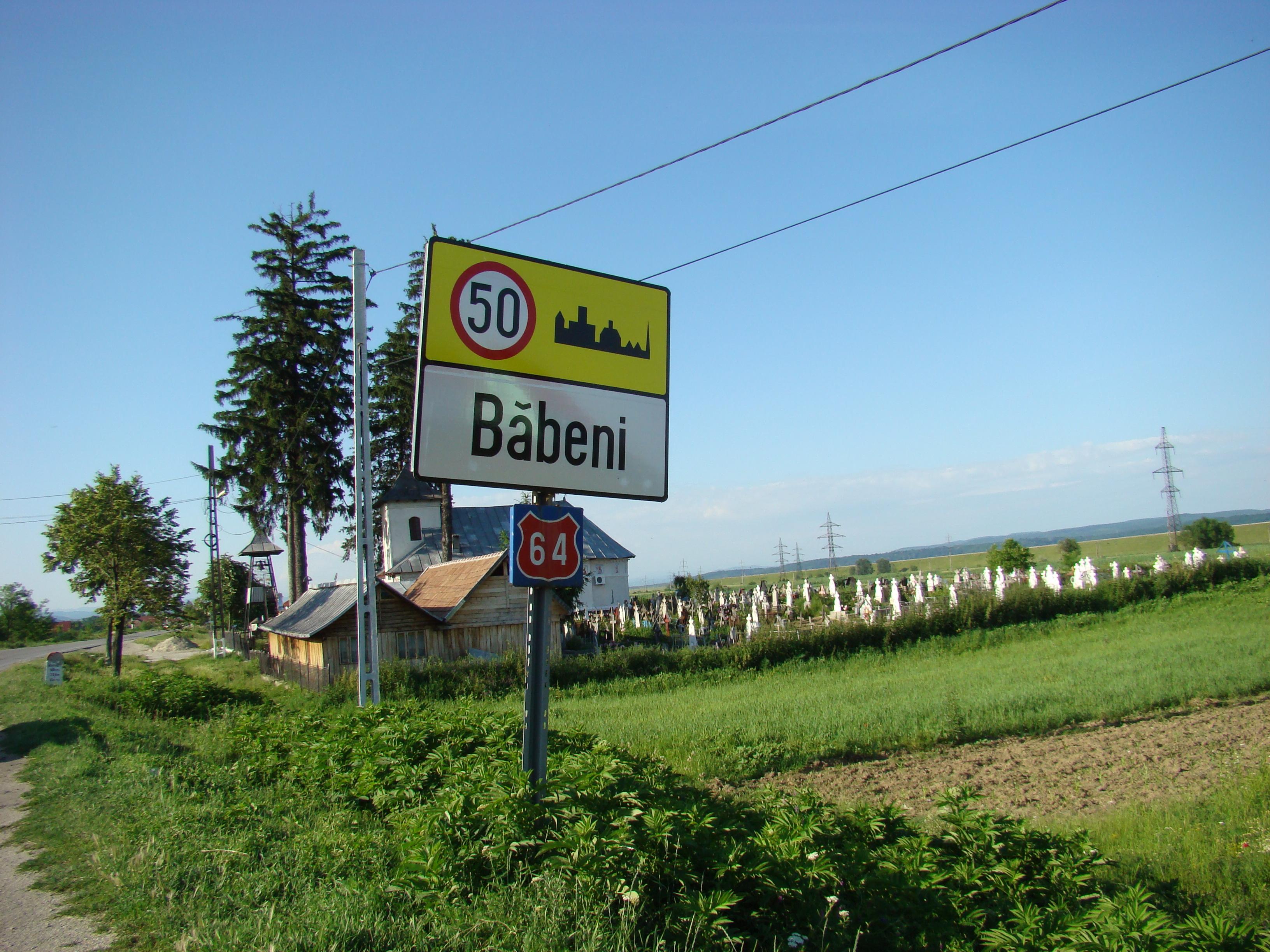 Babeni City