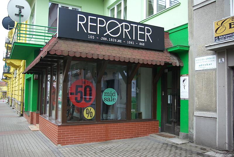 Reporter Marka Wikipedia Wolna Encyklopedia