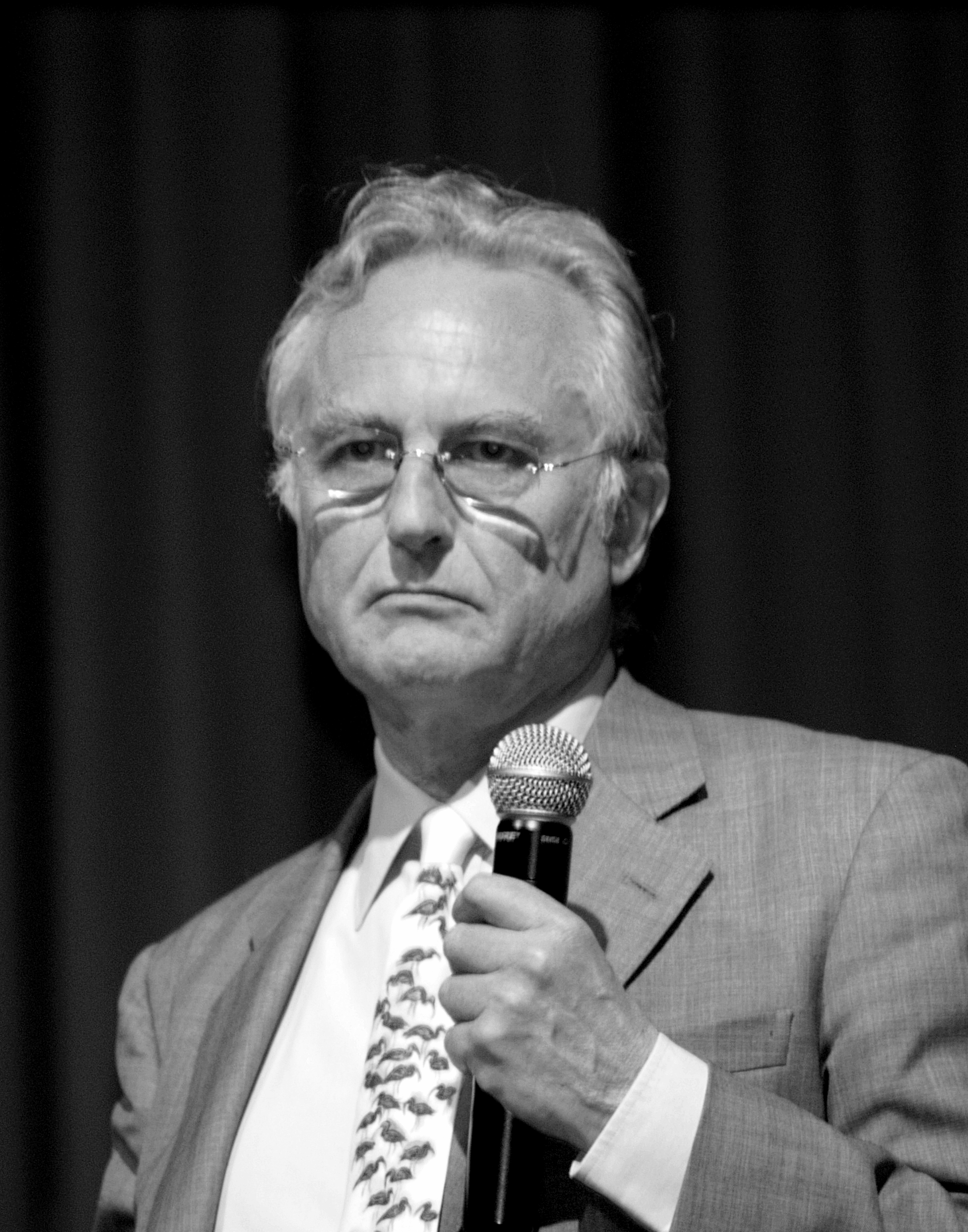 filerichard dawkins darwins rottweiler bwjpg wikimedia