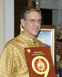Rick Brown in Bangkok – 2006