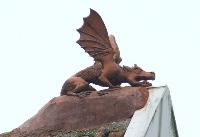 File:Roof finial - geograph.org.uk - 993011.jpg