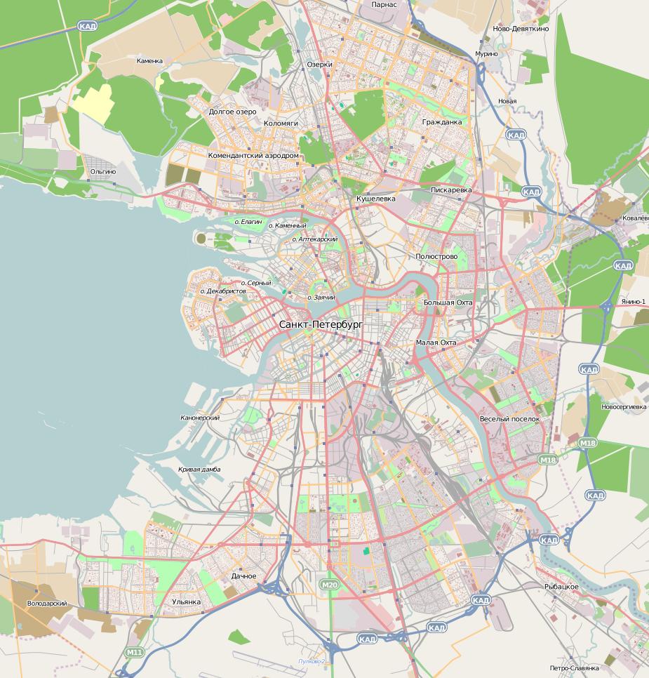 скачать карту санкт петербурга на компьютер - фото 7