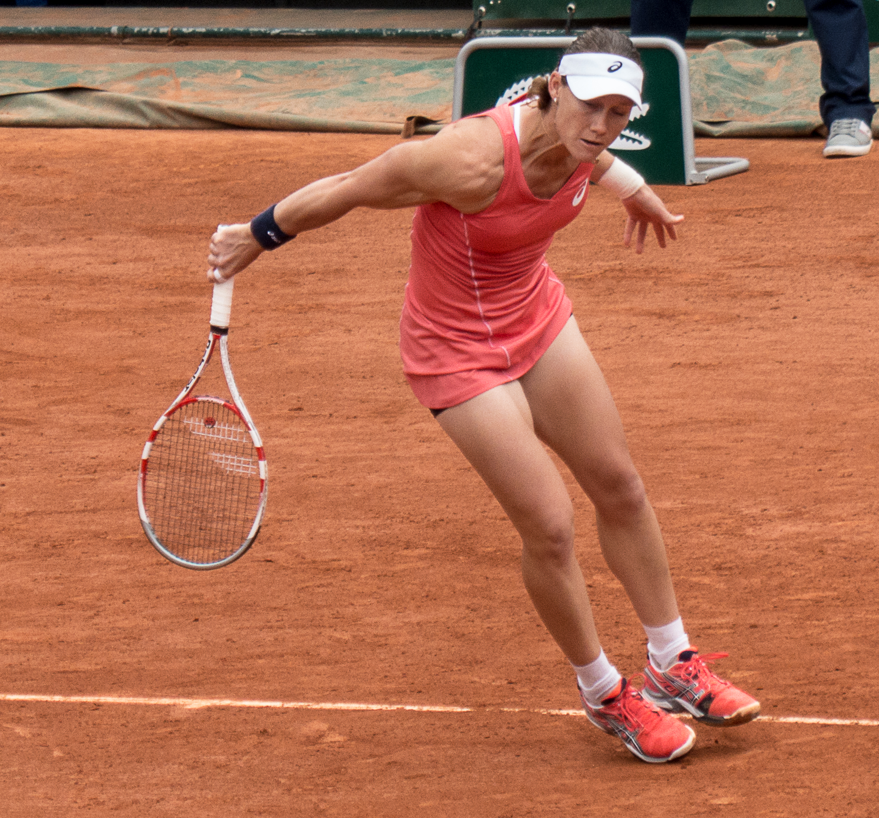 Filesamantha Stosur - Roland Garros 2013 - 009Jpg - Wikimedia Commons-9161