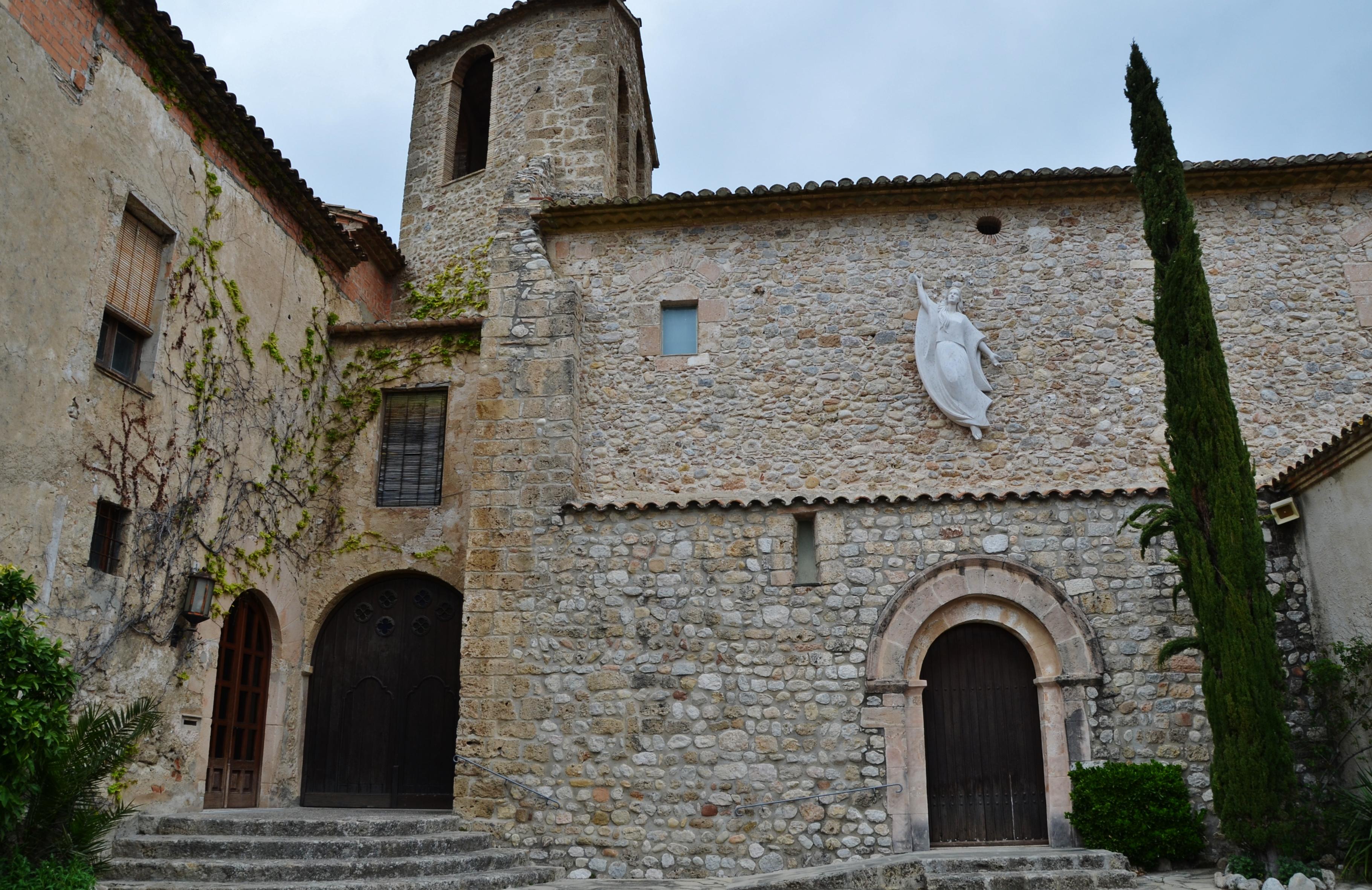 Resultado de imagen de Santa Maria de Lavit